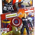 Steve Rogers Marvel Legends (Terrax Build-A-Figure) Action Figure