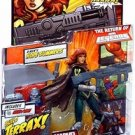 Hope Summers X-Men Marvel Legends (Terrax Build-A-Figure) Action Figure