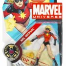 Ms. Marvel Marvel Universe Action Figure