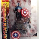 Captain America Masked Marvel Select Action Figure