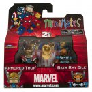 Armored Thor & Beta Ray Bill Marvel Minimates Series 42 Action Figure