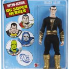 Black Adam DC Universe World's Greatest Super Heroes Series 4 Retro Action Figure