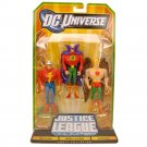 Flash, Green Lantern & Hawkman DC Universe Justice League Unlimited 3 Pack Action Figure