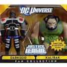 Darkseid & Kalibak DC Universe Justice League Unlimited 2 Pack Action Figure