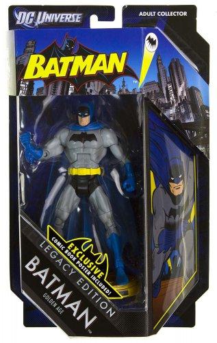 Batman Golden Age DC Batman Legacy Edition Series 2 Action Figure