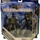 Batman & Catwoman Arkham City DC Batman Legacy Edition Action Figure