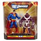 Superman Vs. Parasite DC Universe Classics Power Struggle 2 Pack Action Figure