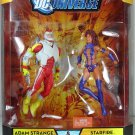 Adam Strange & Starfire DC Universe Classics Space Heroes 2 Pack Action Figure