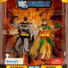 Batman & Robin DC Universe Classics Dynamic Duo 2 Pack  Action Figure