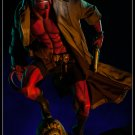 Hellboy Premium Format Figure Statue Sideshow Exclusive