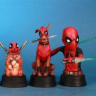 Deadpool Corps Boxed Set of Busts