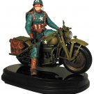 Captain America on Motorcycle Statue Gentle Giant