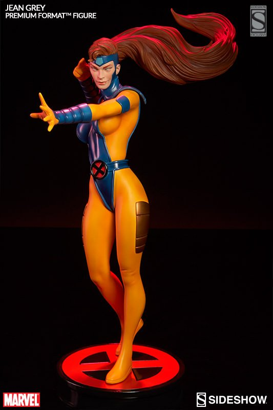 Jean Grey Premium Format Figure Statue Sideshow Exclusive