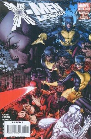 X-Men Legacy #208