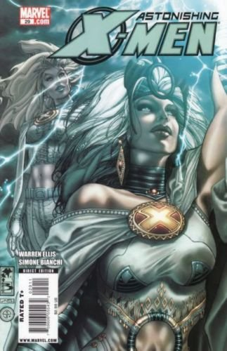 Astonishing X-Men #29 Warren Ellis