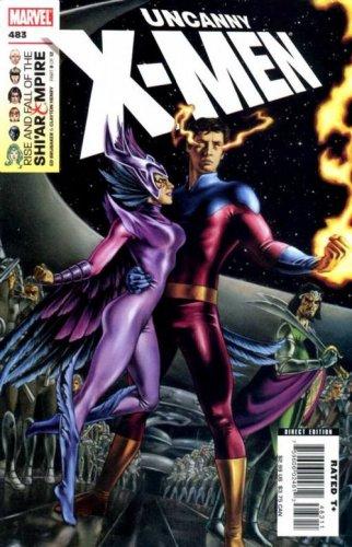 Uncanny X-Men #483 Ed Brubaker