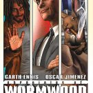 Chronicles of Wormwood The Last Battle Preview Garth Ennis