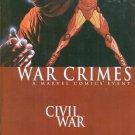 War Crimes #1 Civil War