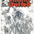 Villains United #1 of 6 Sketch Cover