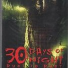 30 Days of Night Dust To Dust 2008 Sand Diego Comic - Con Exclusive