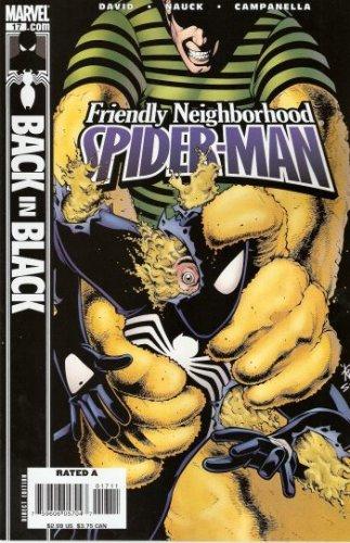 Friendly Neighborhood Spider-Man #17 Back in Black