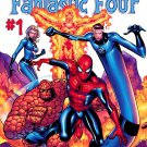 Spider-Man and the Fantastic Four #1 of 4