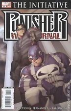 Punisher War Journal The Initiative #11 Matt Fraction