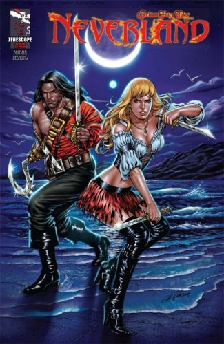 Grimm Fairy Tales Presents Neverland #2
