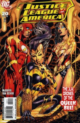 Justice League of America JLA #20