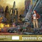 ignition City #1 of 5 Wrap Cover Warren Ellis