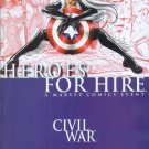 Heroes For Hire Civl War #3