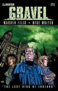 Gravel #15 Warren Ellis