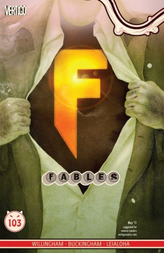 Fables #103 Bill Willingham
