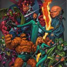The Official Handbook of the Marvel Universe Fantastic Four 2005