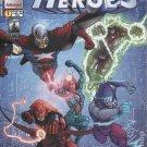 City of Heroes #1 Mark Waid