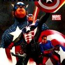 Captain America #600 Ed Brubaker