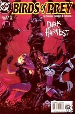 Birds of Prey #77 Dark Harvest