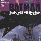 Batman Jekyll & Hyde #1 The Strange Case of