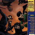 Batman Allies Secret Files & Orgins 2005
