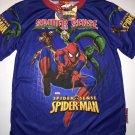 T-Shirt Spider Sense Spider-man Boys Medium 100% Polyester