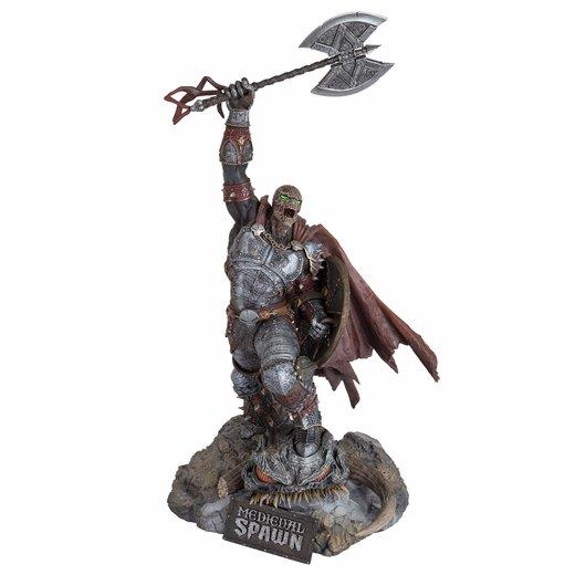 Medieval Spawn Resin Statue McFarlane Collectors Club Exclusive