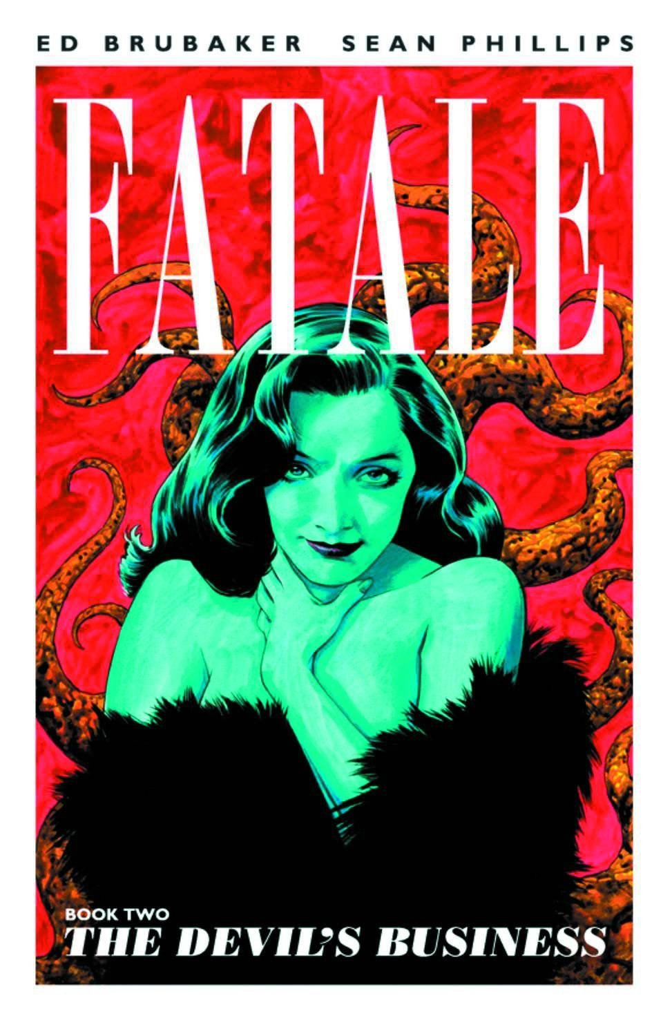 Fatale: The Devil's Business Book Two