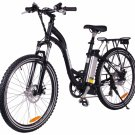 NEW 2015 Trail Climber Step Through Lithium Powered Electric Bicycle