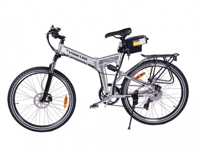 2015 X-Cursion Folding Electric Bicycle