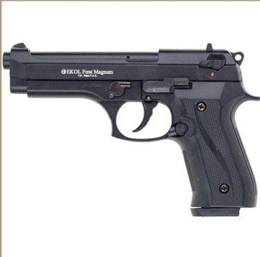 Firat Magnum 92 Blank Firing Replica Gun Black Finish