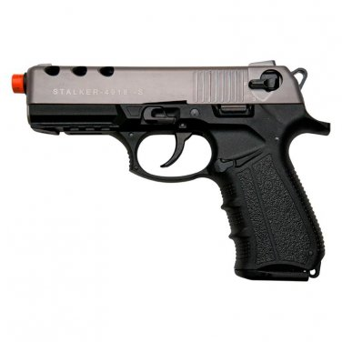 Stalker 4918 Fume Finish - 9mm Blank Firing Replica Zoraki Gun