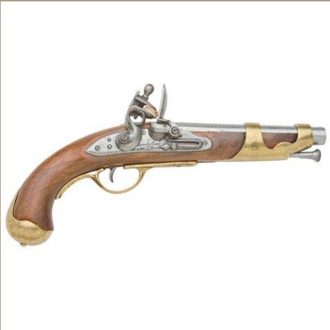 Colonial Lewis & Clark Flintlock - Non-Firing Replica