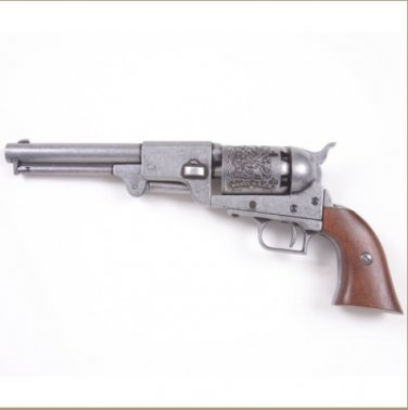 Civil War Replica M1849 Dragoon Pistol Non-Firing Gun