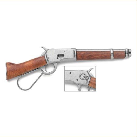 Old West Replica Mare's Leg Rifle Non-Firing Gun