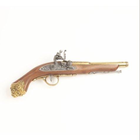 Flintlock, 18TH Century Brass